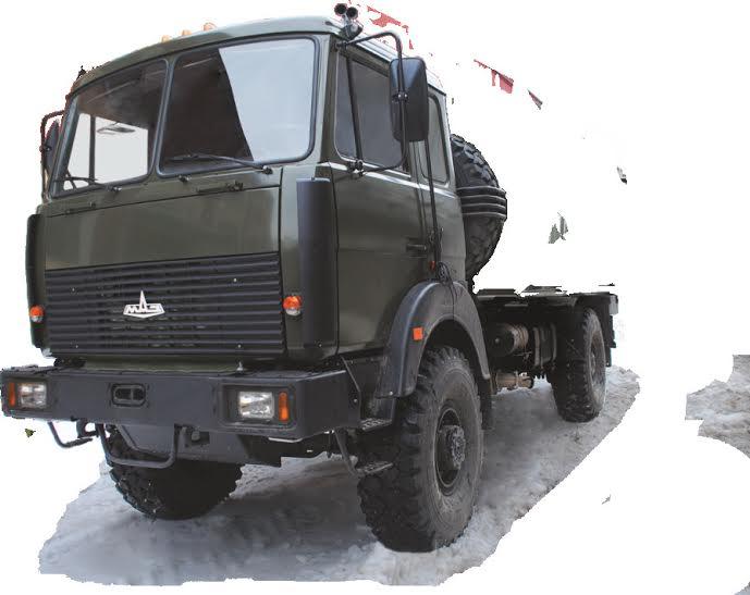 Украинский «Богдан» становится на военные рельсы