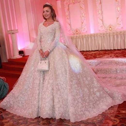Свадьба сына Гуцериева