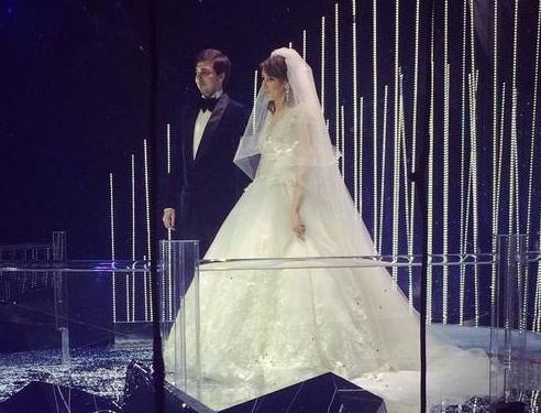 свадьба Моносовой и Калтурина 2016