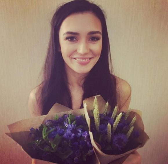 Ольга Серябкина 2016