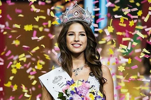 Мисс Россия 2016 Яна Добровольская рассказала куда потратит деньги