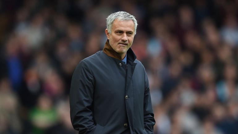 Жозе Моуриньо стал тренером Манчестер Юнайтед