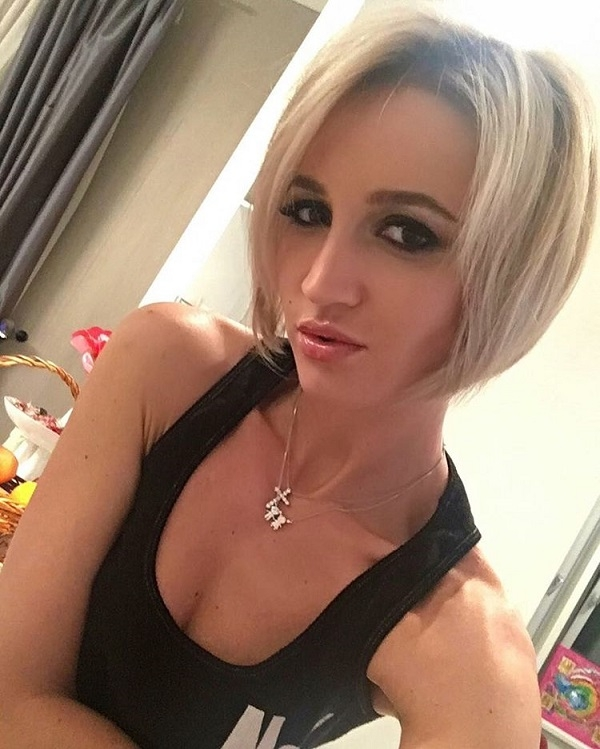 Ольга Бузова обстригла волосы