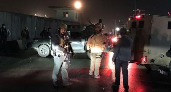 взрыв в Кабуле 2016