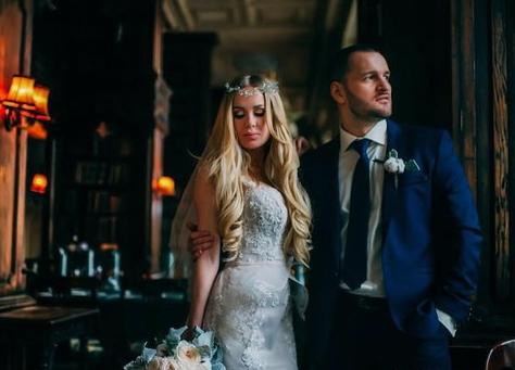 Роскошная свадьба и последующий развод Щаулиной и Самсонова