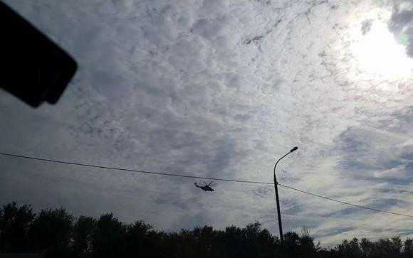 крушение вертолёта в ленинградской области 2016