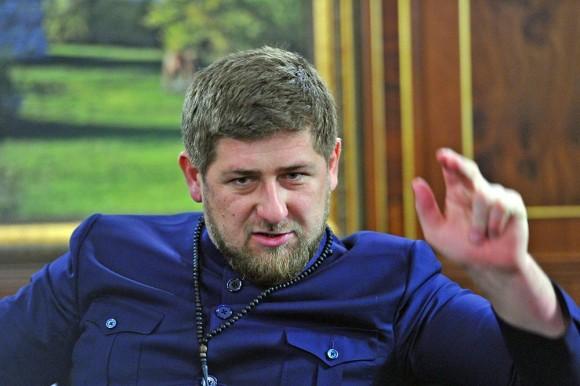 Рамзан Кадыров 2016