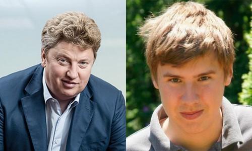 Олигарх Сосин бросил своего сына Егора в суде