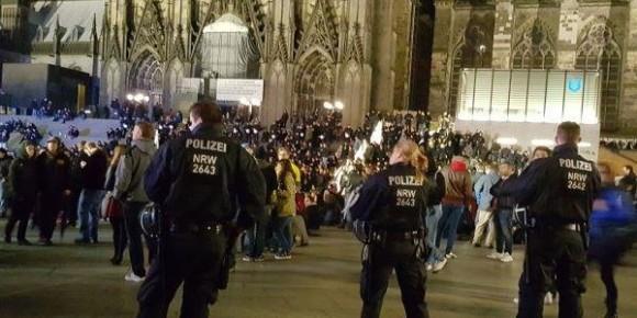 нападение на женщин в Кёльне