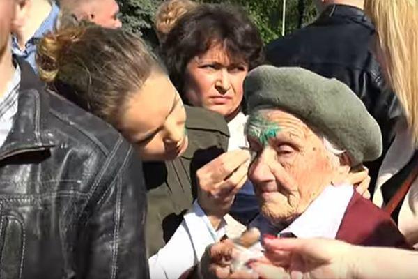 Ветеран войны Любовь Печко из Славянска скончалась после нападения радикалов