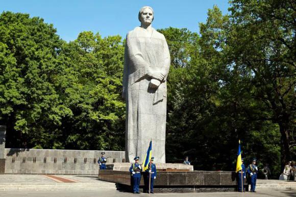 Родина Мать в Харькове