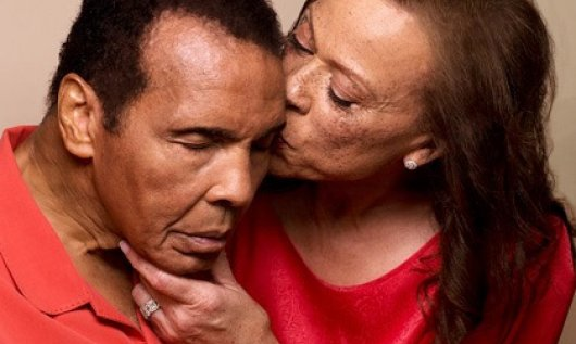 Мохаммед Али жена