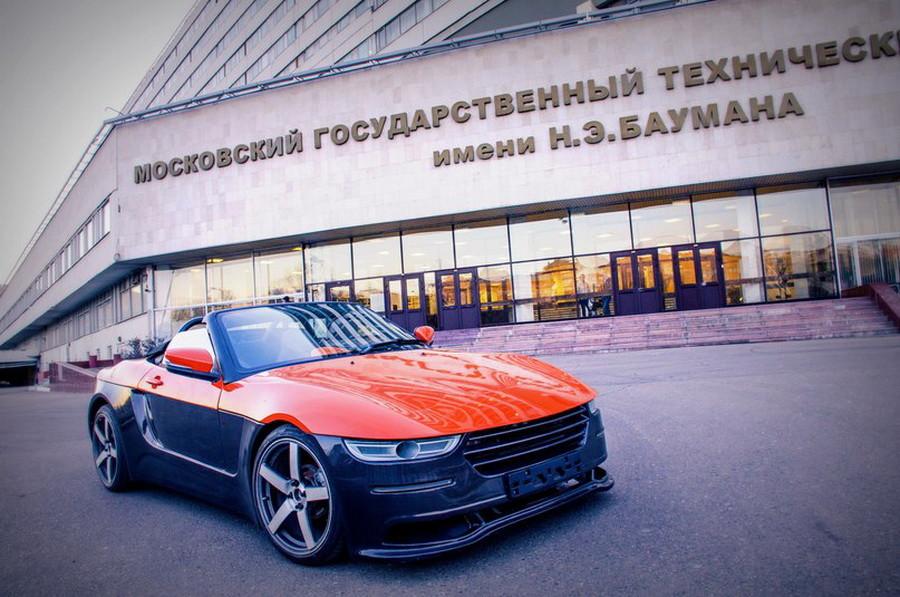Родстер «Крым» представлен в Севастополе