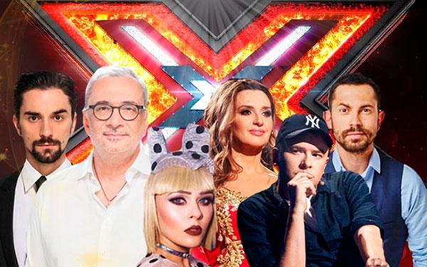 Новые судьи на «Х-фактор» Украина в седьмом сезоне