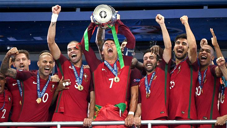 Европа получила нового чемпиона по футболу