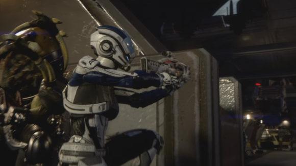Свежие новости и детали о Mass Effect: Andromeda