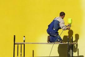 Подготовка фасада к окраске