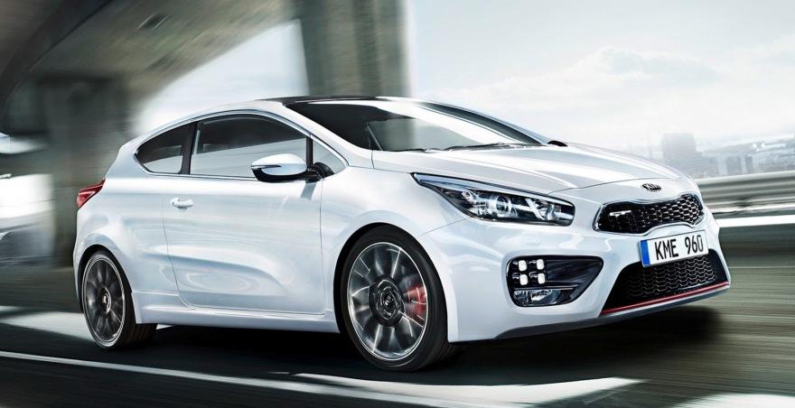 Новое поколение «заряженных»: Kia Pro Ceed GT