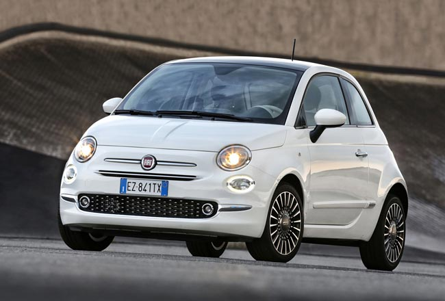Компакт Fiat 500