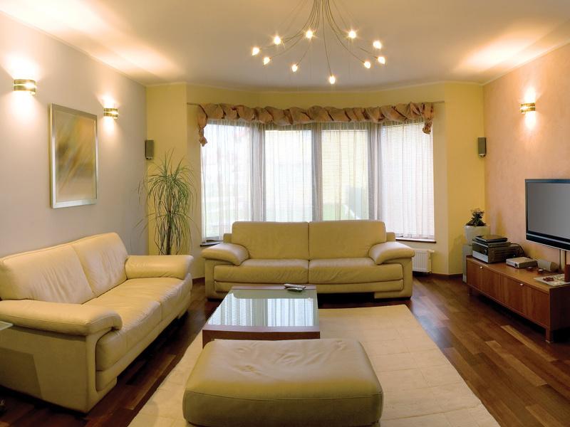 Дизайн гостиной комнаты: важные моменты