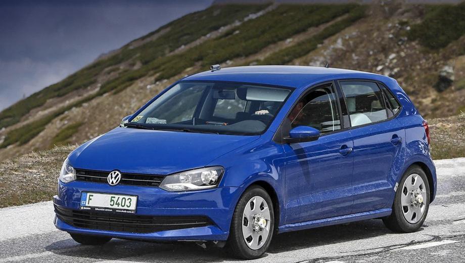 Хэтчбек Volkswagen Polo