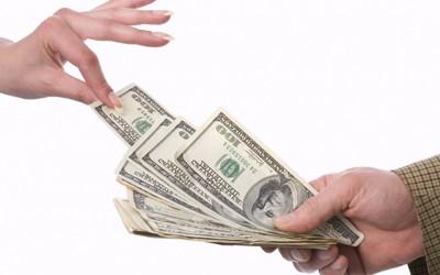Перевод денег другим лицам
