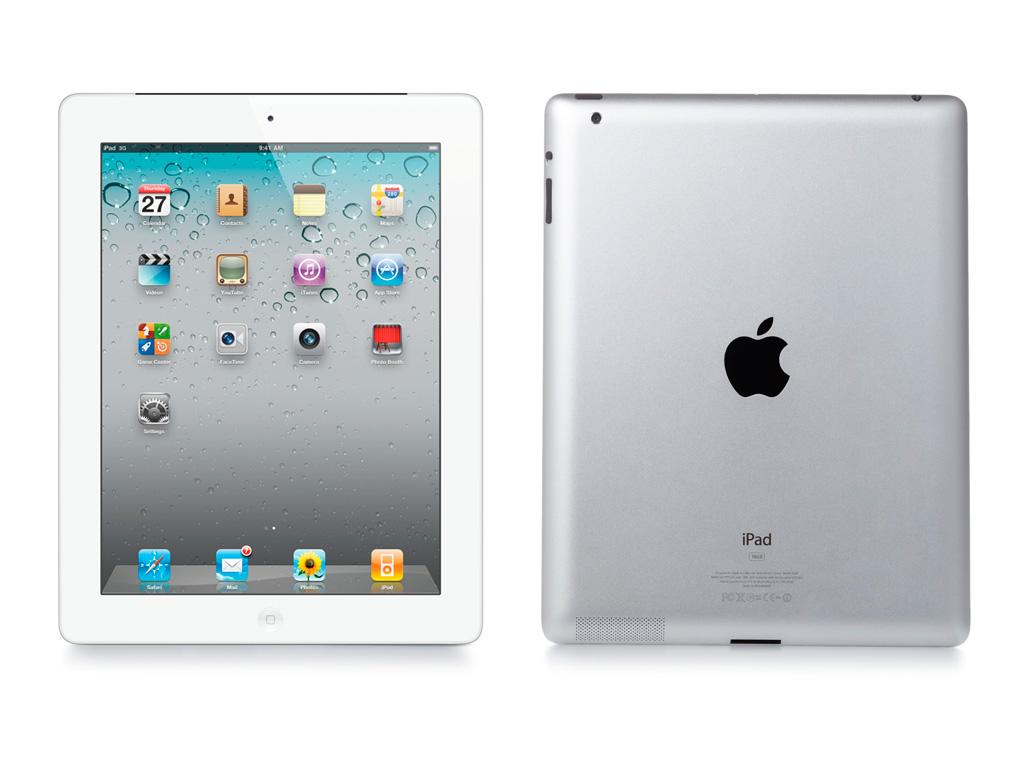 Обзор планшетп Apple iPad 2
