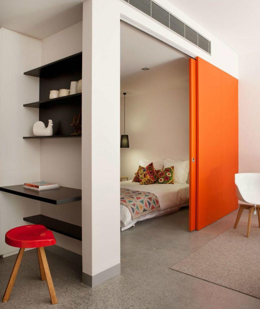 Как организовать спальню в маленькой квартире