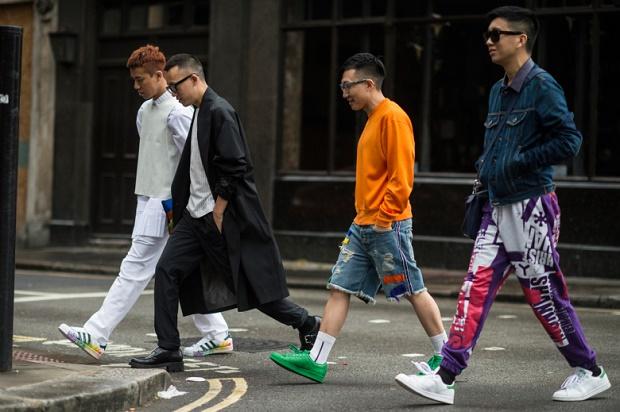 ulichnyj stil nedelya muzhskoj mody v londone vesna leto 2016 chast iii