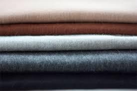 Виды шерстяной ткани