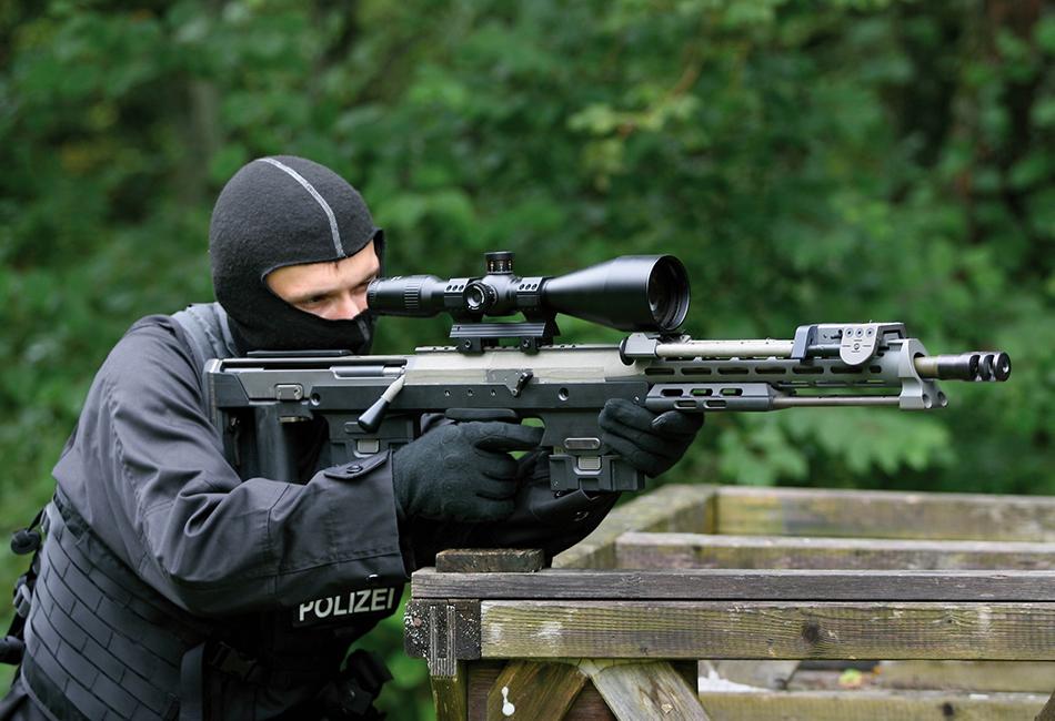 Разновидности винтовок, как для военных операций, так и для охоты