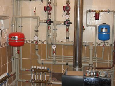 Система водостоков и труб