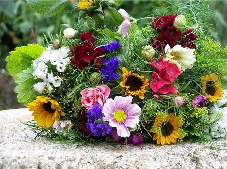 Букеты из свежих ароматных цветов на заказ
