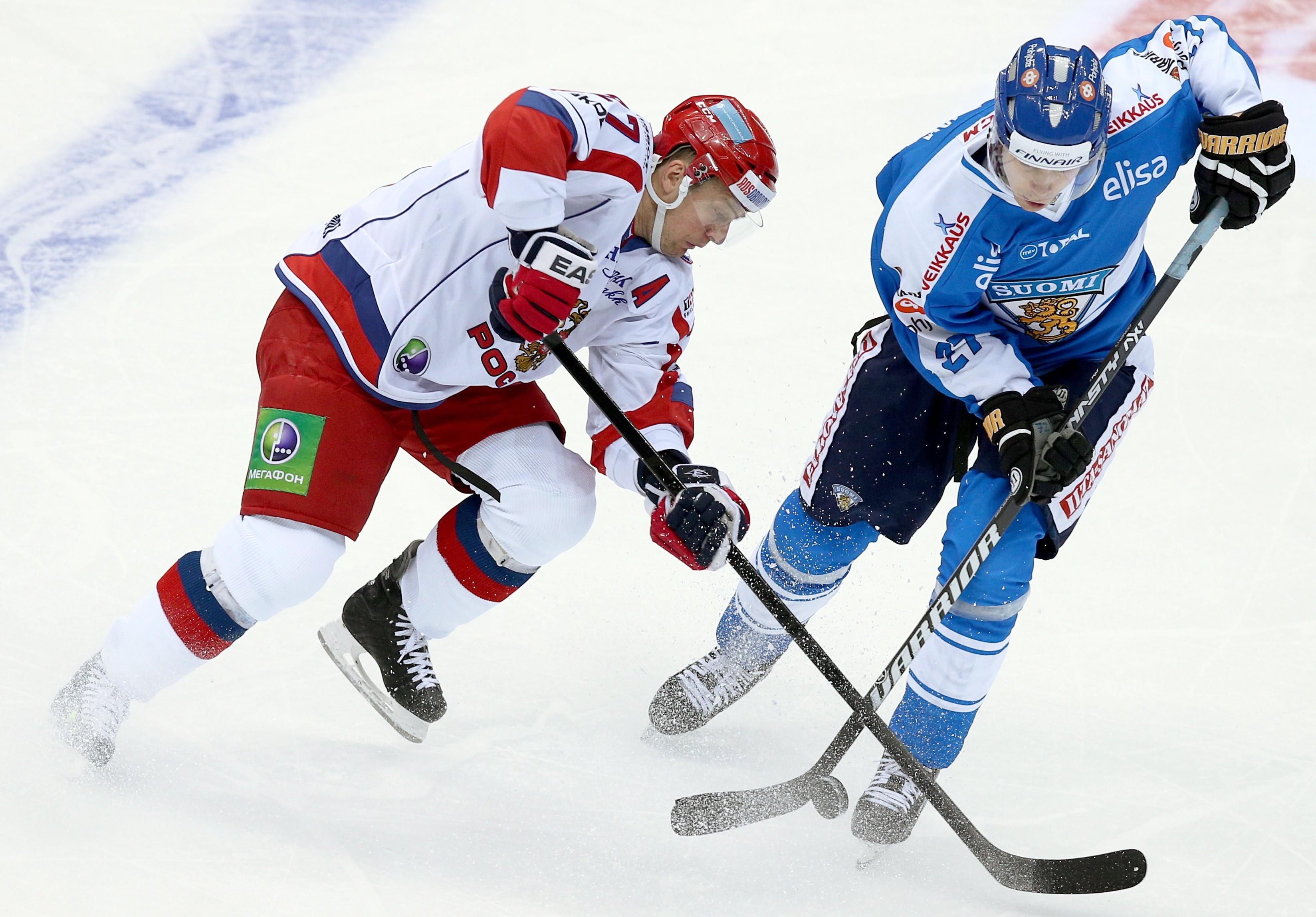 Хоккей. Чемпионат мира по хоккею с шайбой