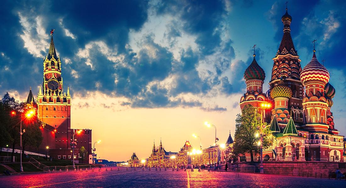 moskva kremlj