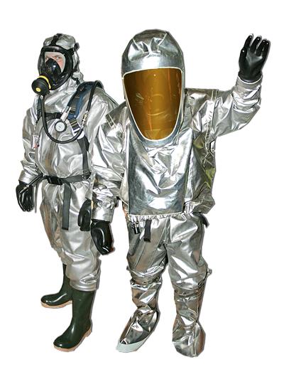Существует ли защитная одежда от радиации?