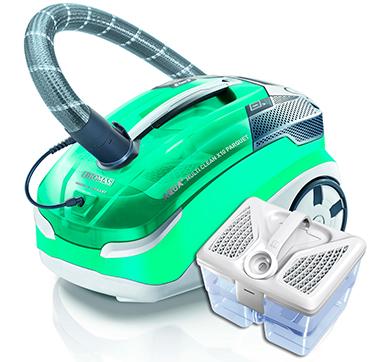 Пылесос Thomas Multi Clean x10 Parquet с водяным фильтром