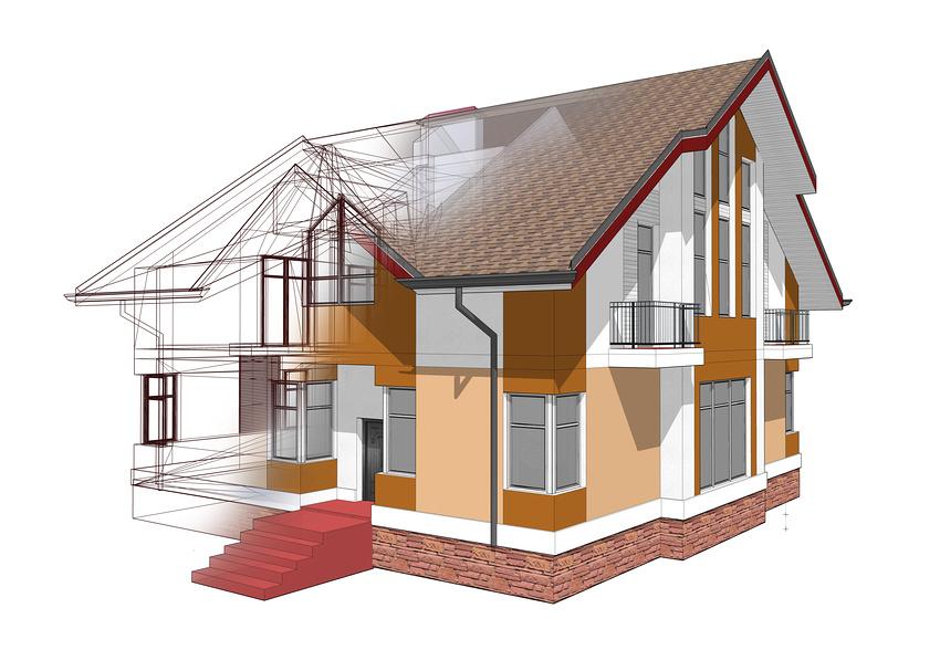 Кому доверить проектирование и строительство кирпичного дома на две семьи