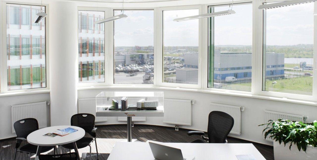 Организованный переезд офиса в новый бизнес-центр
