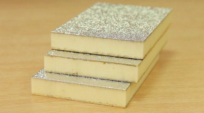 Пиртермические теплоизоляционные плиты