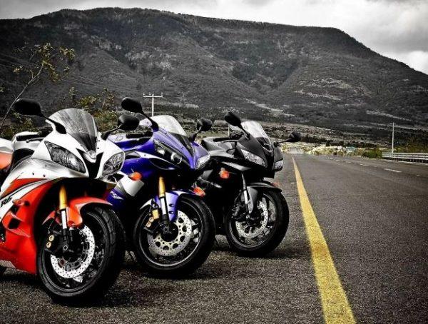 vybor motocikla