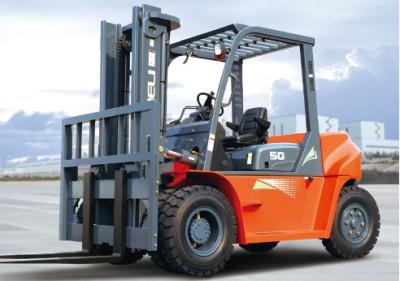 Вилочные погрузчики HELI 5 тонн повышенной проходимости