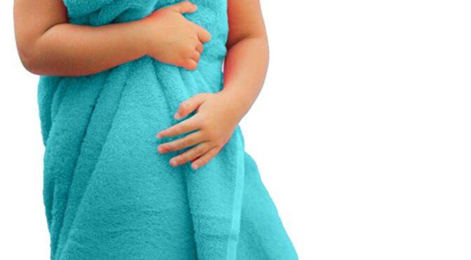 Лучшие детские полотенца с капюшоном от PLAYSHOES