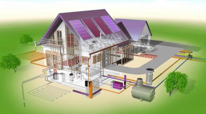 Эффективность теплового насоса «воздух вода»