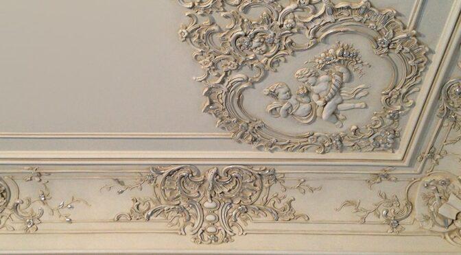 Интерьерная и фасадная лепнина из гипса — отличное декоративное решение