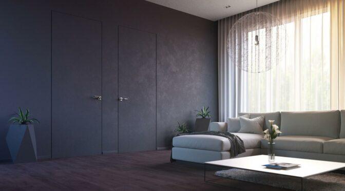 Двери скрытого монтажа: новый тренд, который вам точно понравится